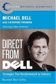 Cover of: Direct from Dell