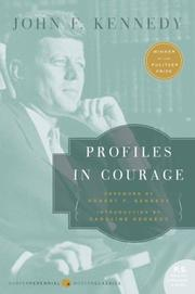 Cover of: Profiles in Courage (P.S.)