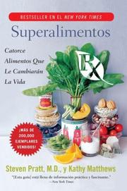 Cover of: Superalimentos Rx