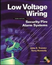 Cover of: Low Voltage Wiring