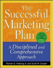 Cover of: The Successful Marketing Plan