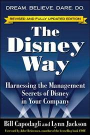 Cover of: The Disney Way, Revised Edition