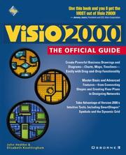 Cover of: Visio 2000