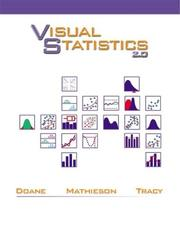 Cover of: Visual Statistics Text with Student CD-ROM package