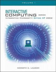 Cover of: The Interactive Computing Series
