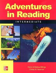 Cover of: Adventures in Reading Intermediate SB