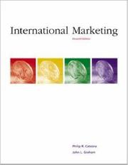 Cover of: International Marketing with PowerWeb