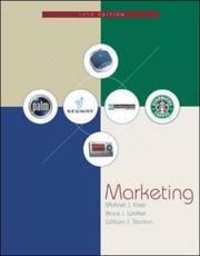 Cover of: Marketing W/Student CD-ROM and PowerWeb