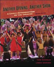Cover of: Another Opening, Another Show