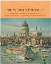 Cover of: The Western Experience with Powerweb