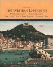 Cover of: The Western Experience, Volume B, with Powerweb