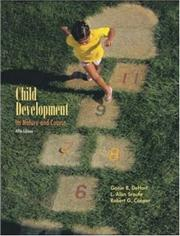 Cover of: Child Development with Multimedia Courseware CD and PowerWeb