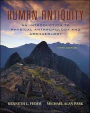 Cover of: Human Antiquity