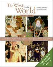 Cover of: The West in the World, Updated Edition With Primary Source Investigator And Powerweb