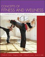 Cover of: Concepts Of Fitness And Wellness