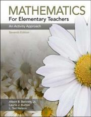 Cover of: Mathematics for Elementary Teachers