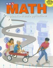 Cover of: Math Explorations & Applications Level 1