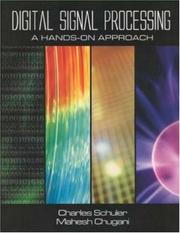 Cover of: Digital Signal Processing with Student CD-ROM