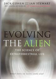 Cover of: Evolving the Alien