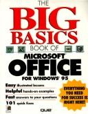 Cover of: The big basics book of Microsoft Office