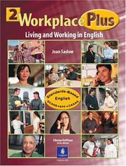 Cover of: Workplace Plus, Level 2 (Student Book)