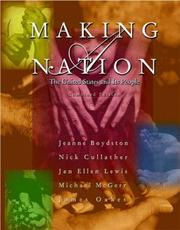 Cover of: Making a Nation
