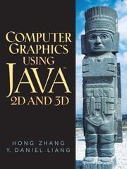 Cover of: Computer Graphics Using Java 2D and 3D