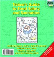 Cover of: Trainer's Guide to Food Safety and Sanitation