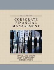 Cover of: Corporate Financial Management, Second Edition