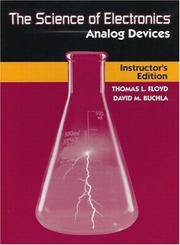 Cover of: The Science of Electronics