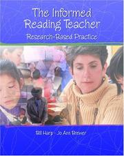 Cover of: Informed Reading Teacher