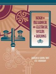 Cover of: Design of Mechanical and Electrical Systems in Buildings