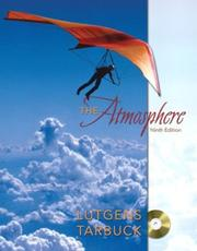 Cover of: The Atmosphere