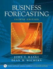 Cover of: Business Forecasting and Student CD Package (8th Edition)