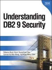 Cover of: Understanding DB2 9 Security