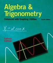 Cover of: Algebra and Trigonometry Enhanced With Graphing Utilities (4th Edition)