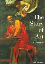 Cover of: The Story of Art (16th Edition)