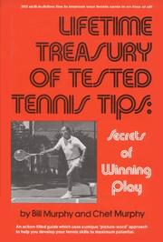 Cover of: Lifetime Treasury of Tested Tennis Tips