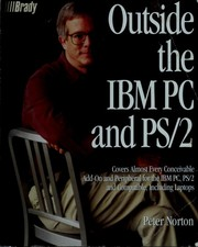 Cover of: Outside the IBM PC and Ps/2: Access to New Technology