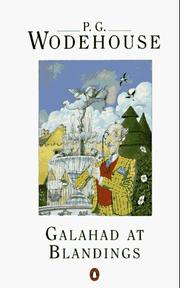 Cover of: Galahad at Blandings: A Blandings Story