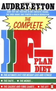 Cover of: The Complete F-plan (Penguin Health Care & Fitness)