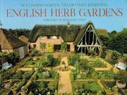 Cover of: English Herb Gardens (Country Series)