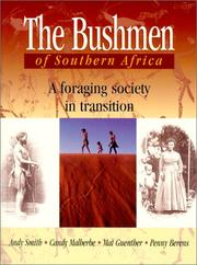 Cover of: The Bushmen of Southern Africa