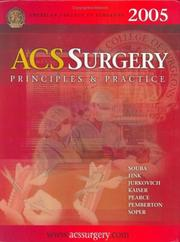 Cover of: ACS Surgery
