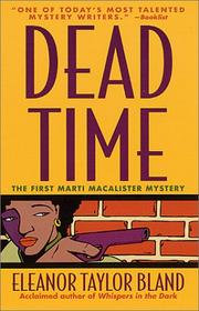 Cover of: Dead Time (A Marti MacAlister Mystery)