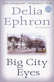 Cover of: Big City Eyes (Ballantine Reader's Circle)