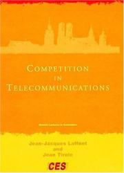 Cover of: Competition in Telecommunications (Munich Lectures)