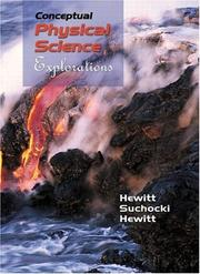 Cover of: Conceptual Physical Science