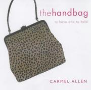 Cover of: The Handbag