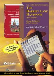 Cover of: Harriet Lane Handbook